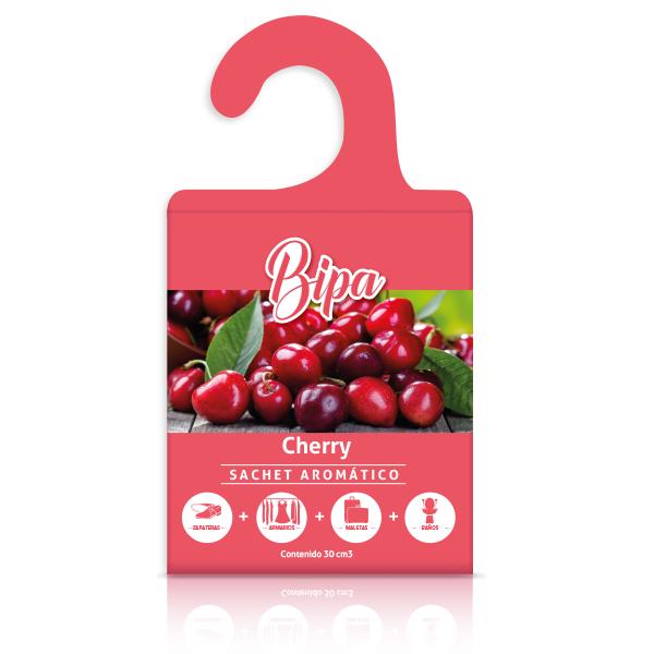 Sachet Arom 225 Tico Cherry Bipa Varillas Repelentes